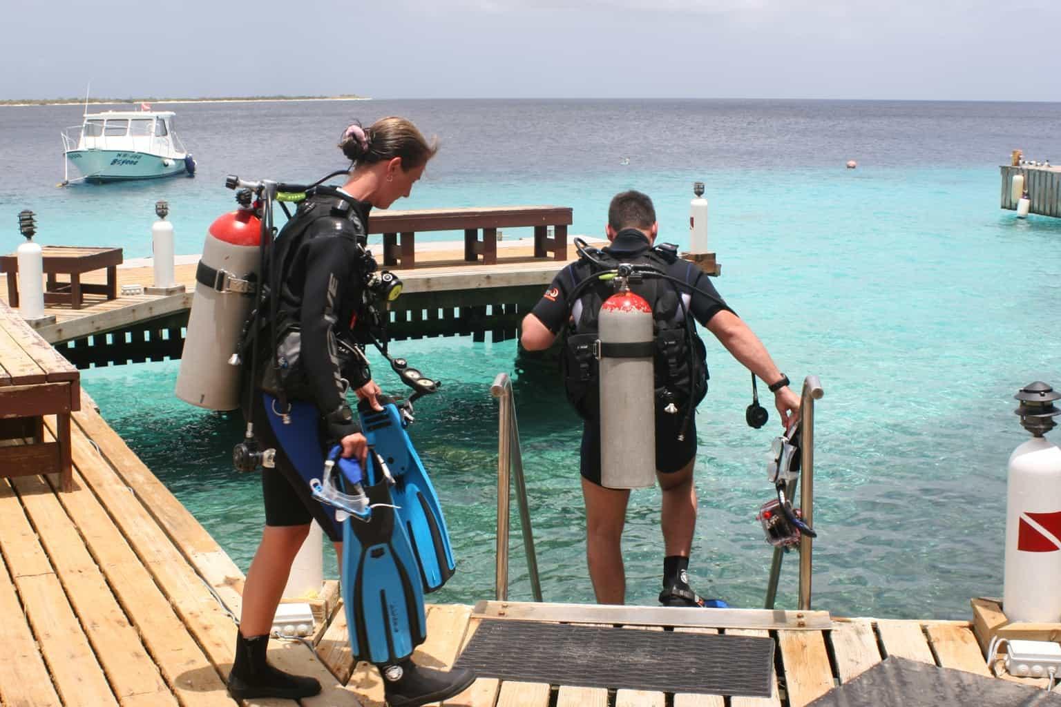 Bonaire Diving Holidays Buddy Dive Resort