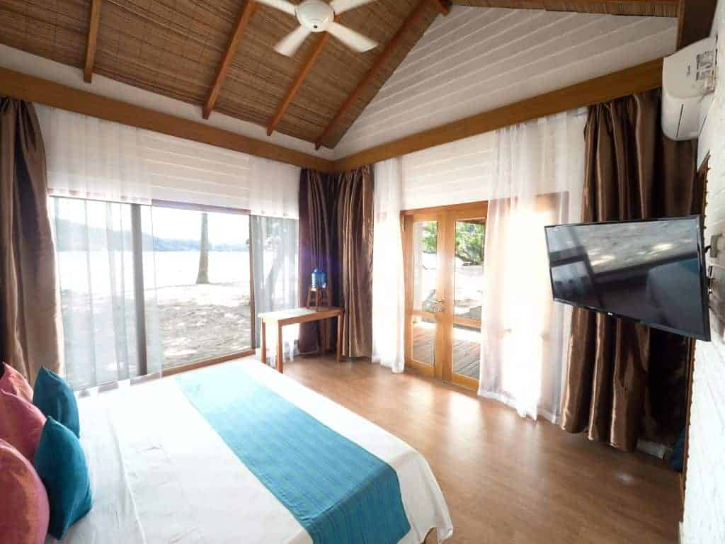 Indonesia Diving Holiday North Sulawesi White Sands Beach Resort New Cottage