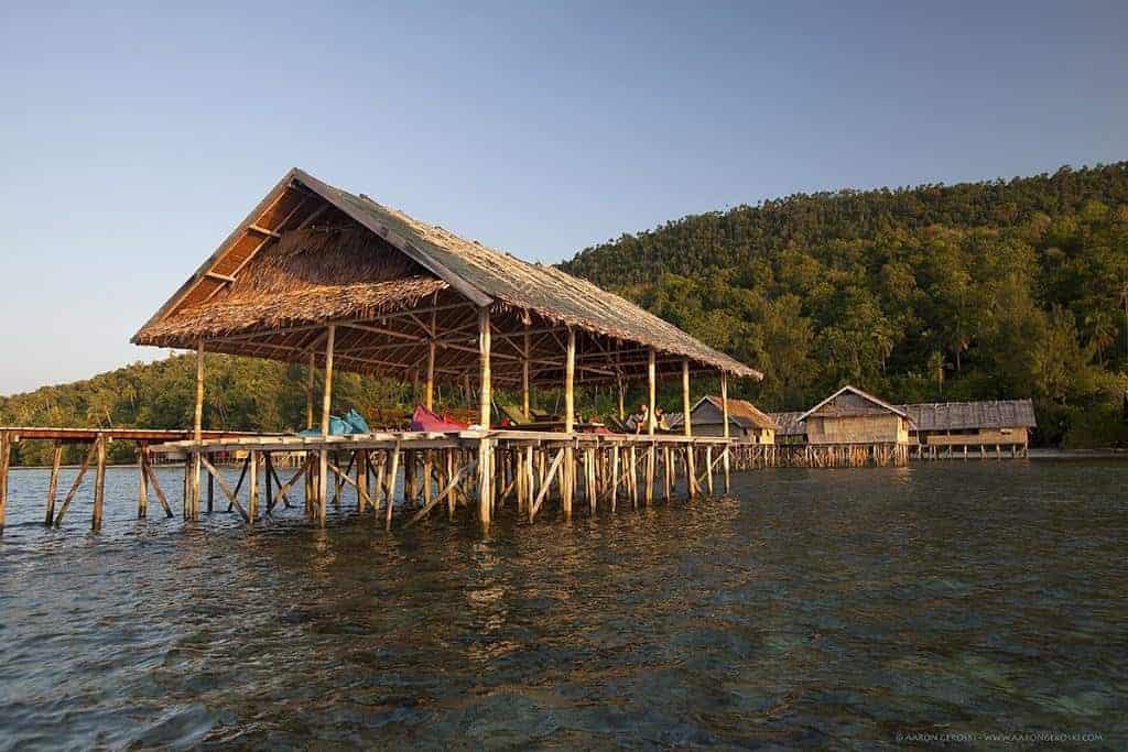 Indonesia Diving Holiday Raja Ampat Kri Eco Lounge