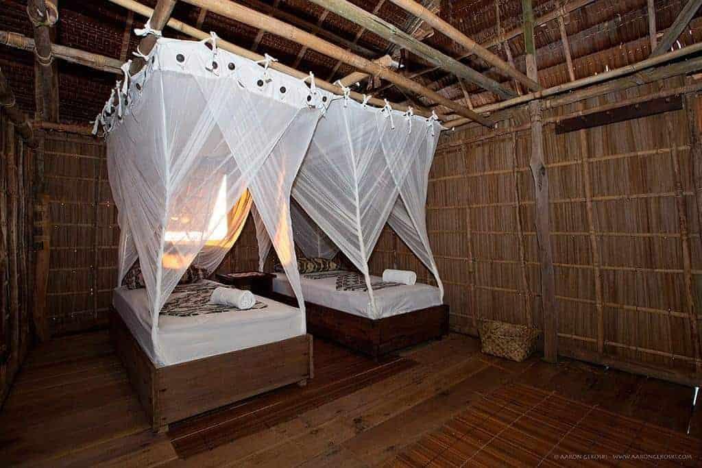 Indonesia Diving Holiday Raja Ampat Kri Eco Twin Bedroom
