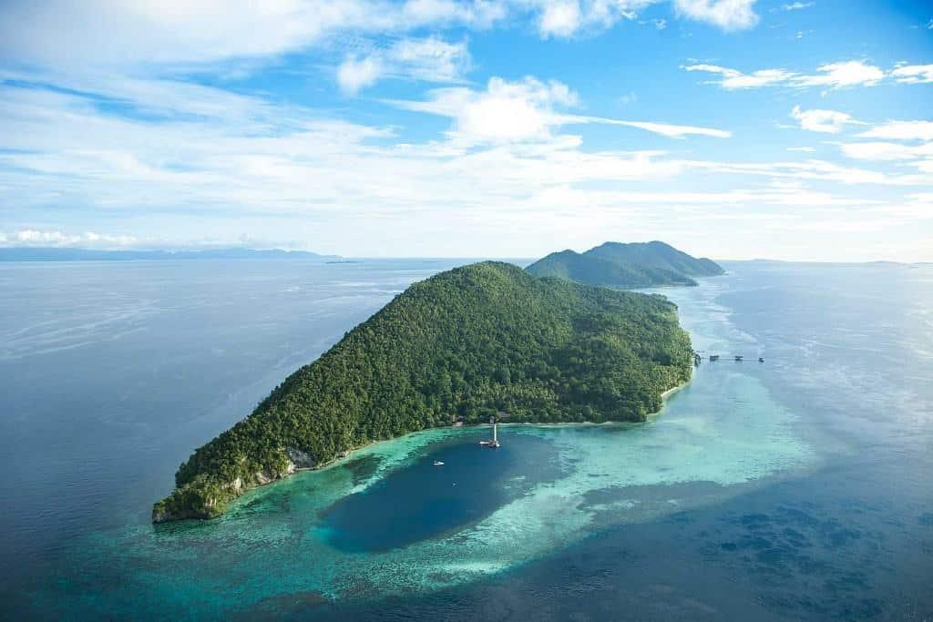Indonesia Diving Holiday Raja Ampat Kri Island
