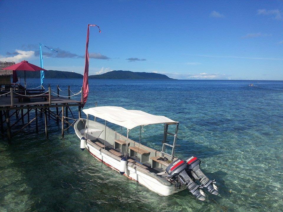 Indonesia Diving Holiday Raja Ampat Papua Explorer Tender