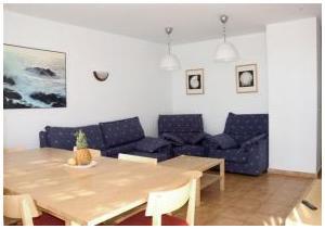 Lanzarote Diving holidays Villas Blancas lounge