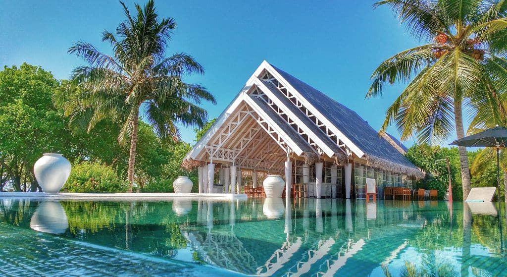 Maldives Diving Holiday Lux South Ari Senses Restaurant