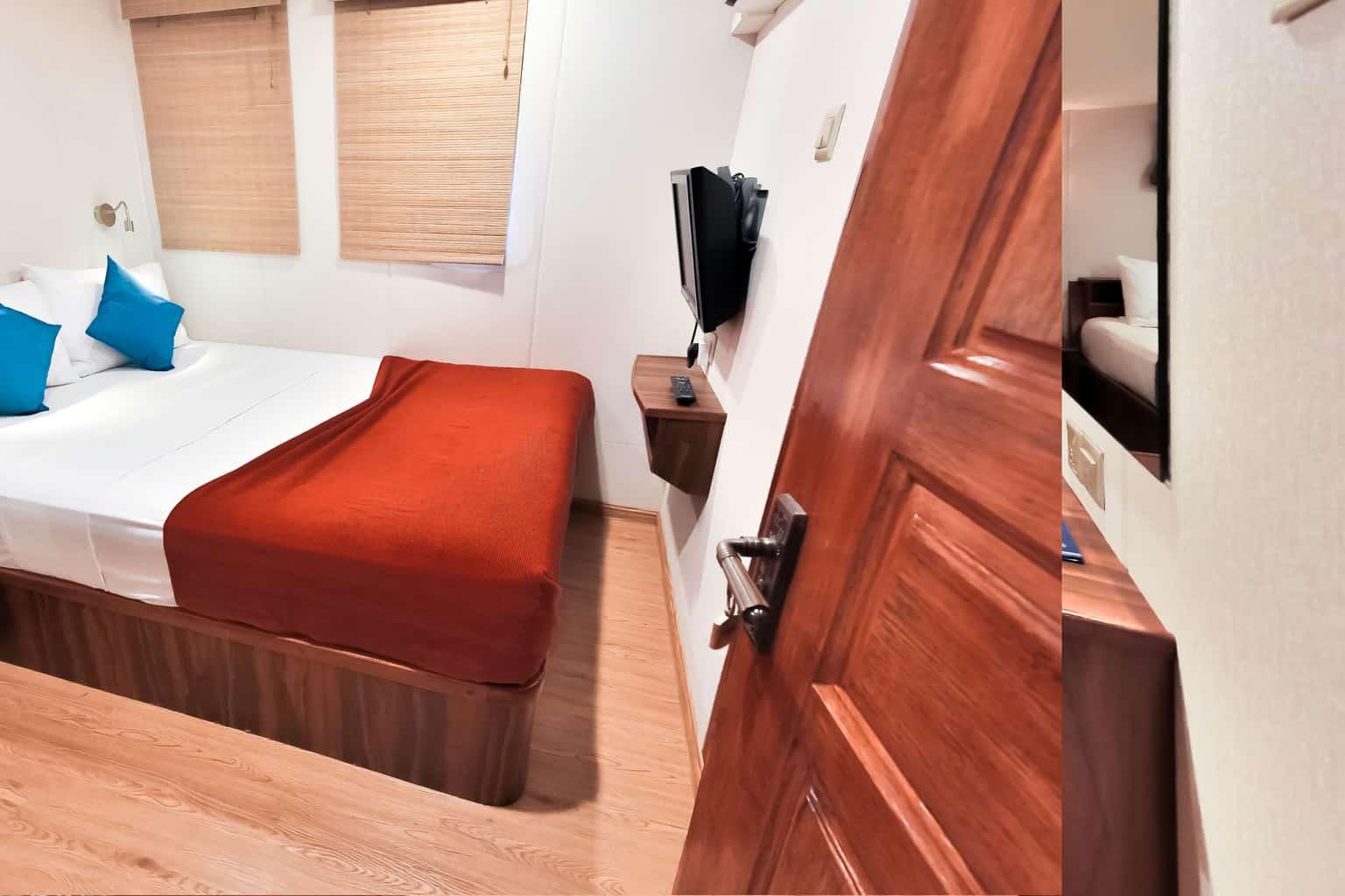 Maldives Liveaboard Holidays Carpe Diem Double cabin