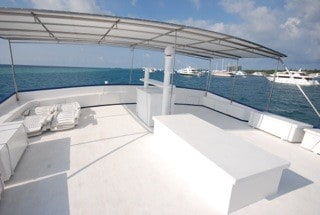 Maldives Liveaboard Holidays Emperor Atoll Sundeck