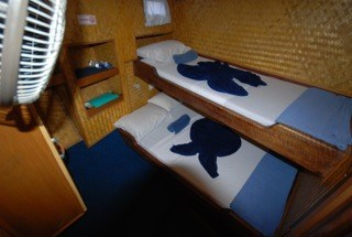 Maldives Liveaboard Holidays Emperor Atoll Twin Cabin