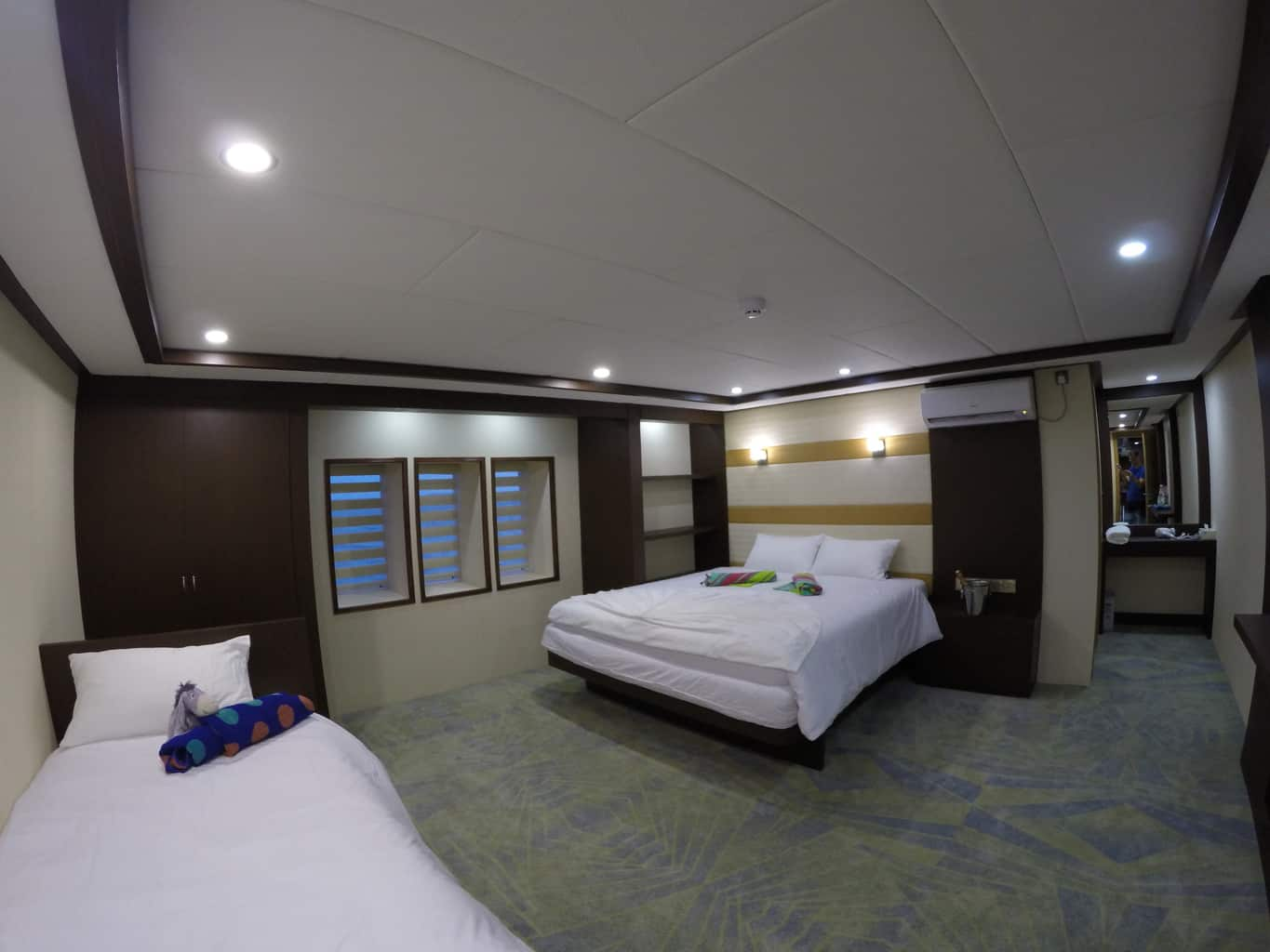 Maldives Liveaboard Holidays Emperor Serenity Double cabin