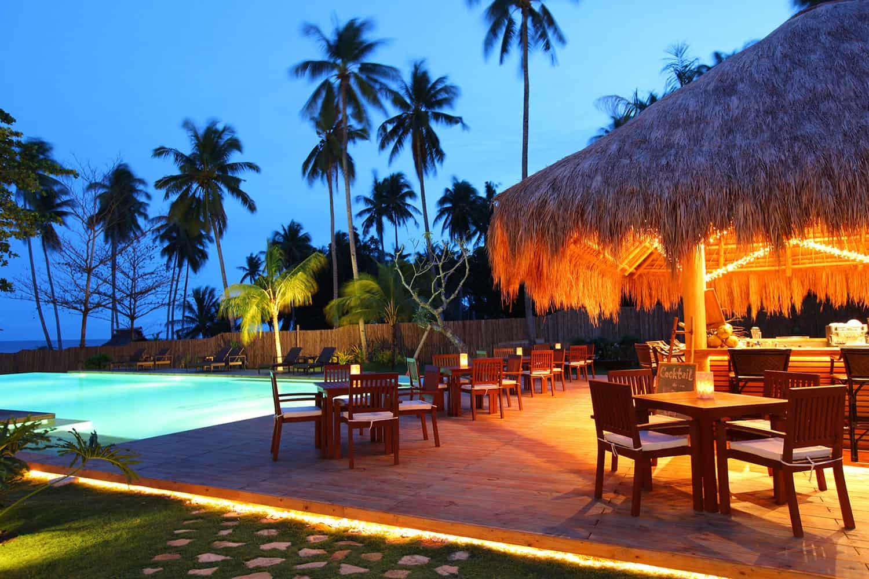 Philippines Diving holidays Atmosphere Resort Pool Bar