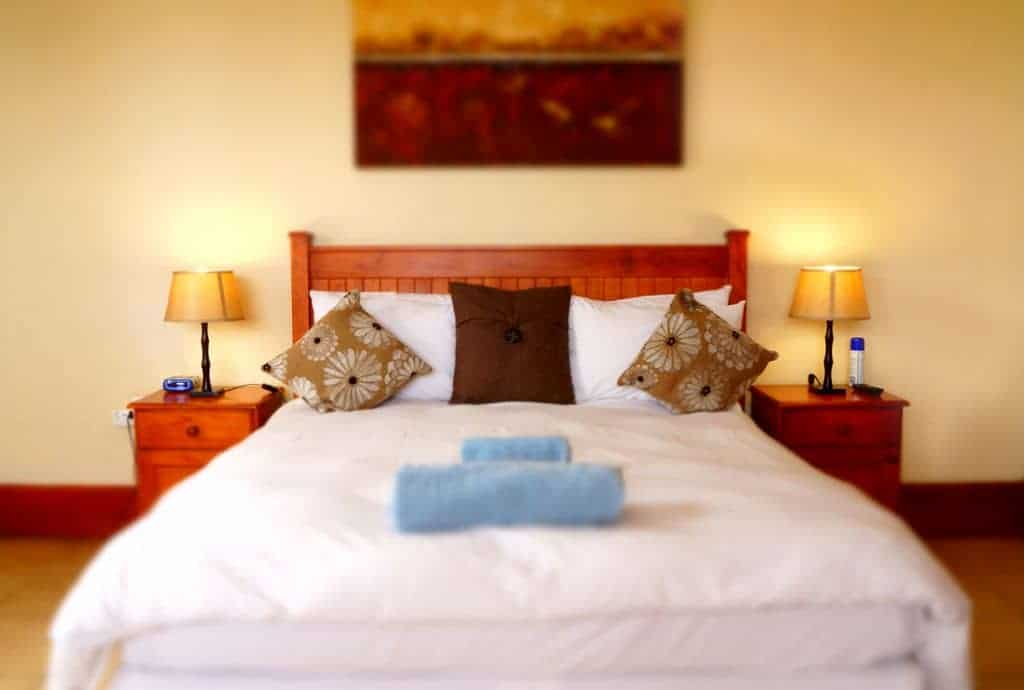 South Africa Diving Holiday Aliwal Shoal Agulhas house Bedroom 3