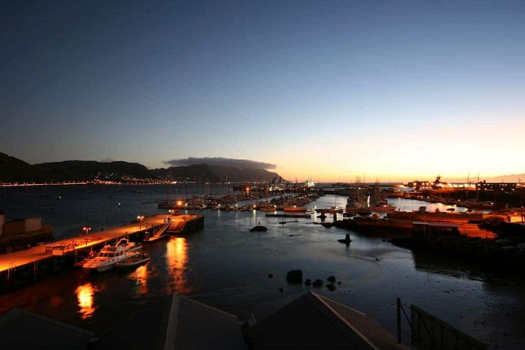 South Africa Diving Holiday Cape Town Harbour