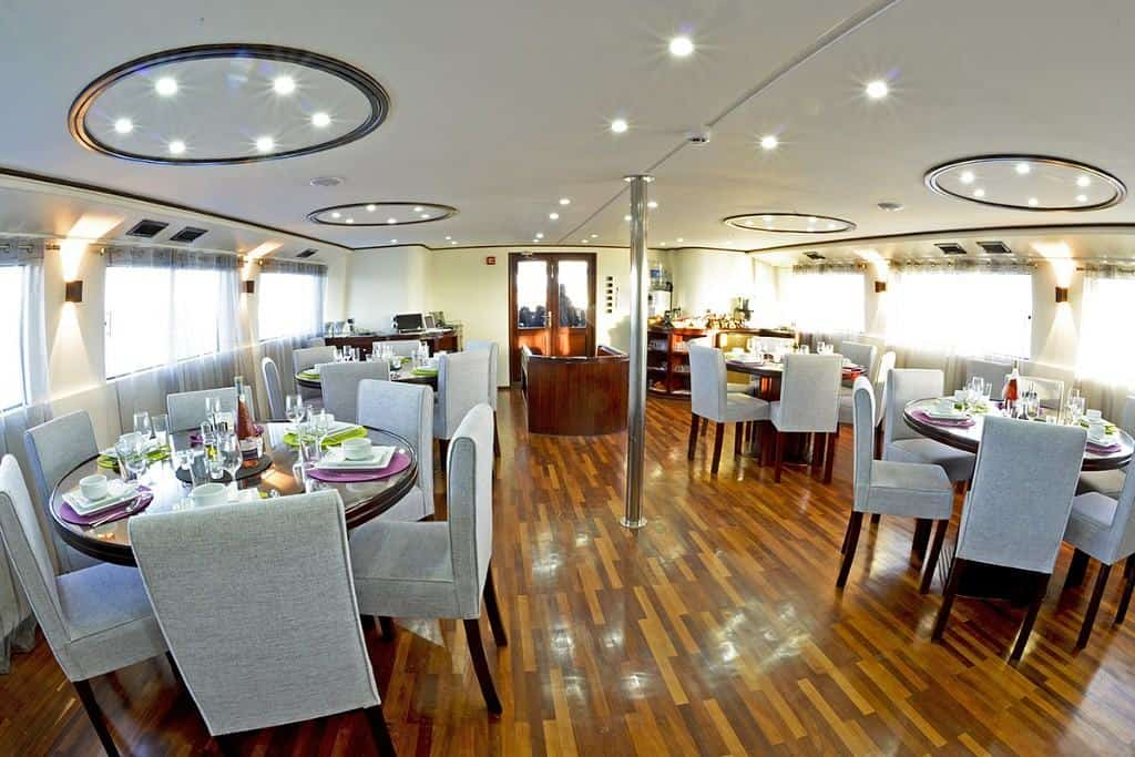 Sudan Diving Liveaboard holiday MY Oceanos Lounge