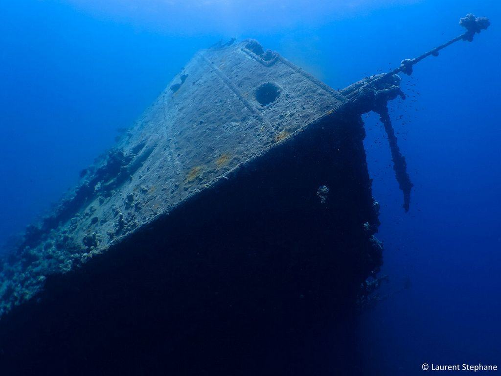 Sudan Diving Liveaboard holiday Sanganeb Umbria wreck