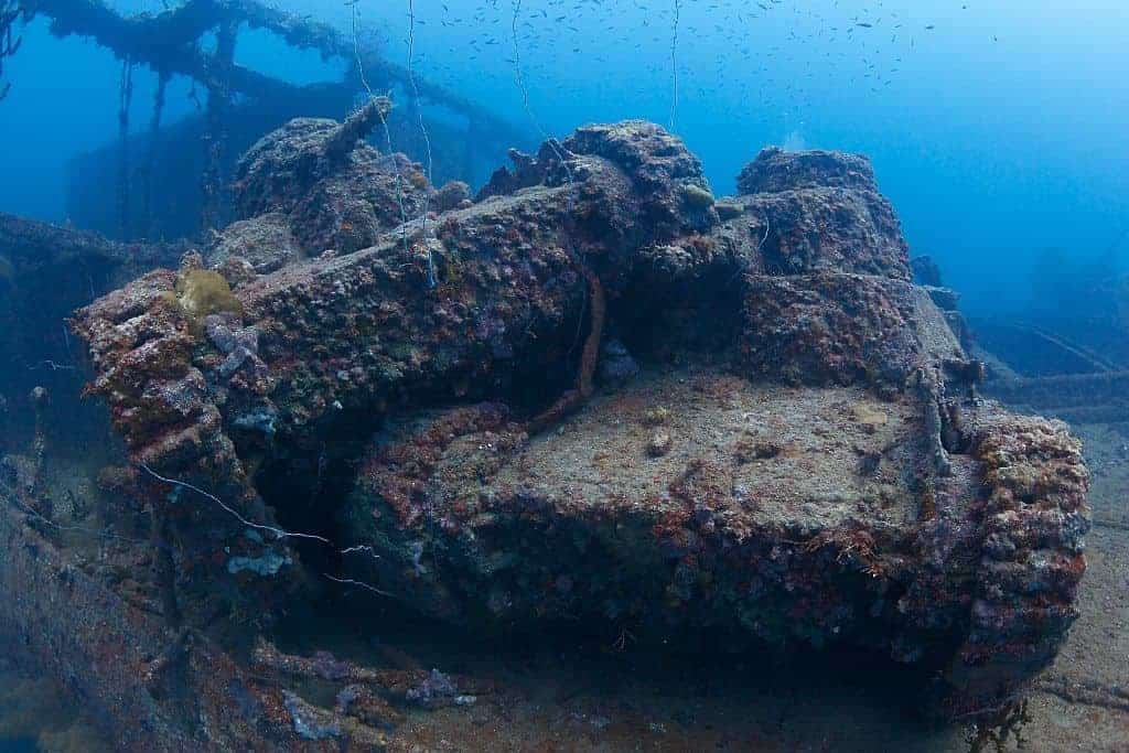 Truk Wreck Diving Liveaboard Holiday