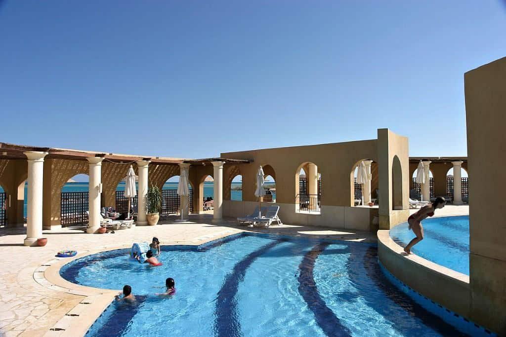 Red Sea Egypt Diving Holidays El Gouna Ocean View Soleil Pool