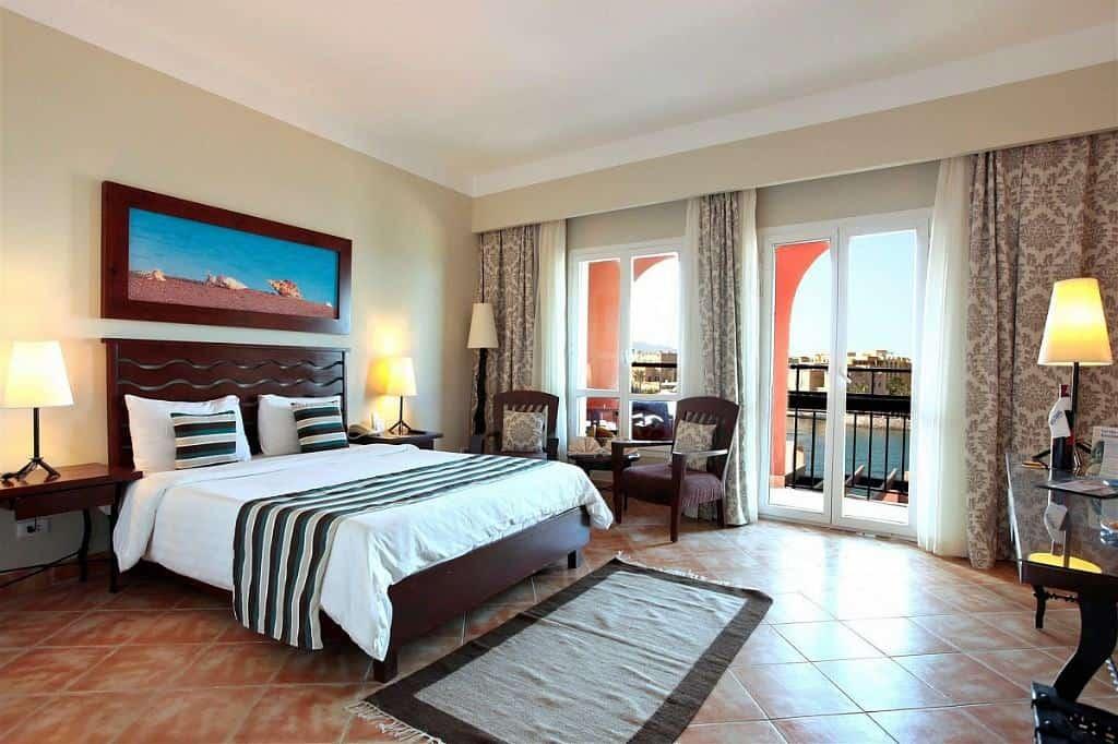 Red Sea Egypt Diving Holidays El Gouna Ocean View Standard Room