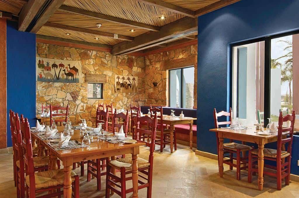 Red Sea Egypt Diving Holidays Marsa Alam Marina Lodge Indigo Restaurant