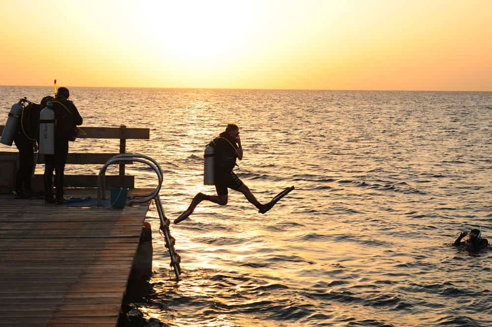 Red Sea Egypt Diving Holidays Soma Bay Breakers Diving Lodge Diver