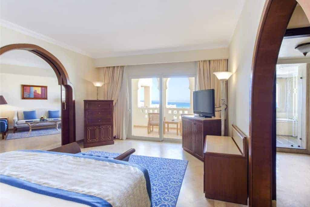 Red Sea Egypt Diving Holidays Soma Bay Kempinski Deluxe Suite