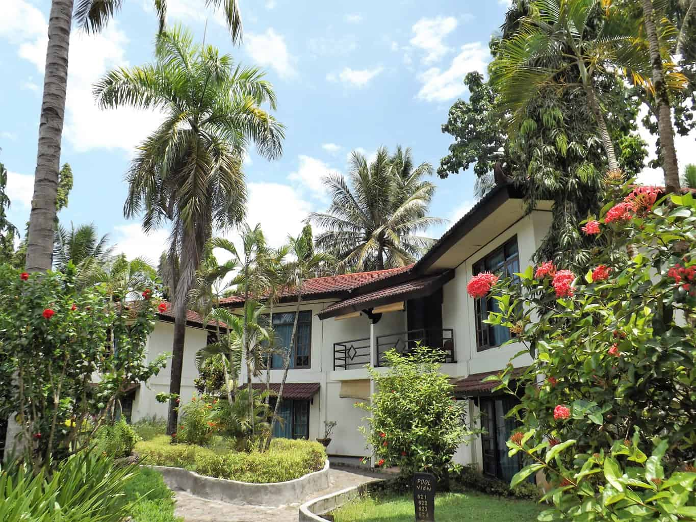 Indonesia Diving Holiday North Sulawesi Tasik Ria Resort Pool View Room