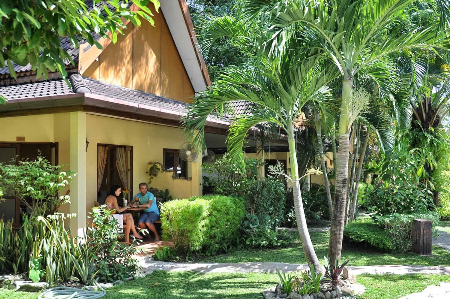 Thailand Diving holidays - Phuket Palm Garden room