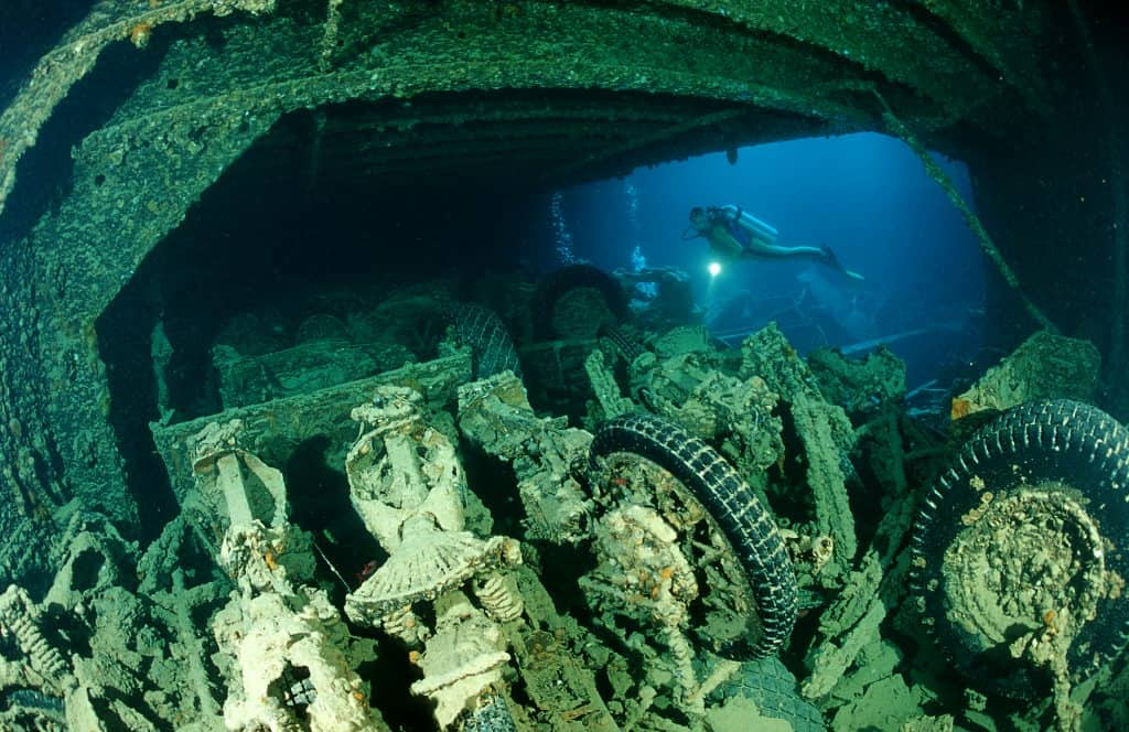 Red Sea Egypt Sharm Thistlegorm
