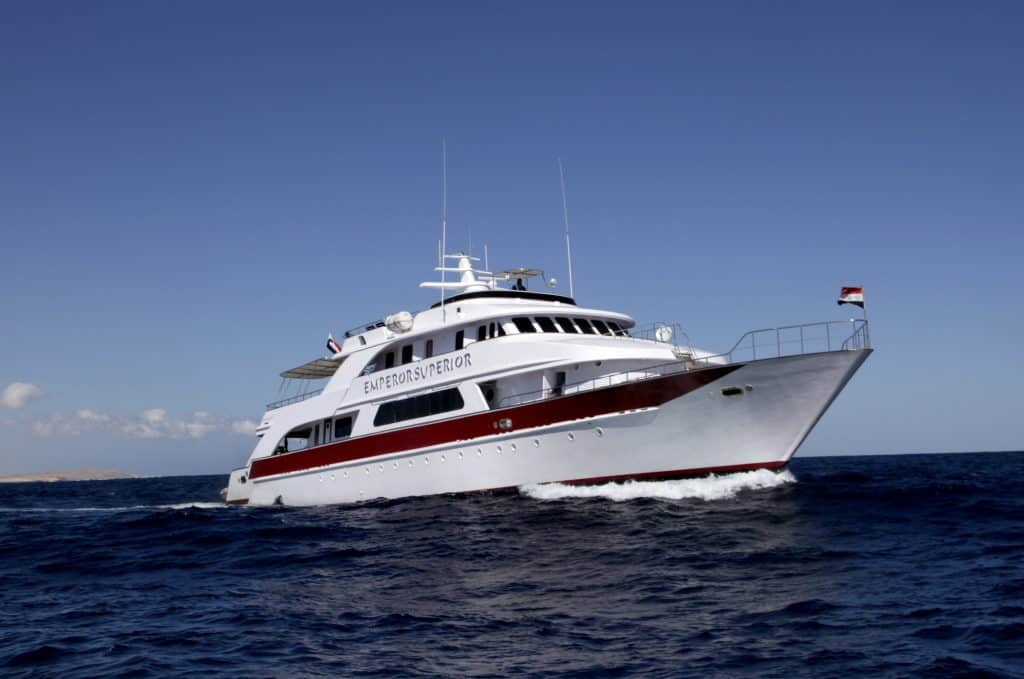 Red Sea Liveaboard Emperor Superior