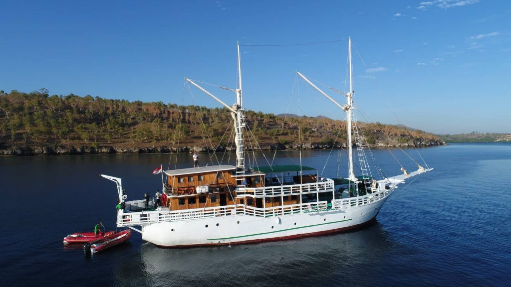 Indonesia liveaboard Diving holidays Pindito