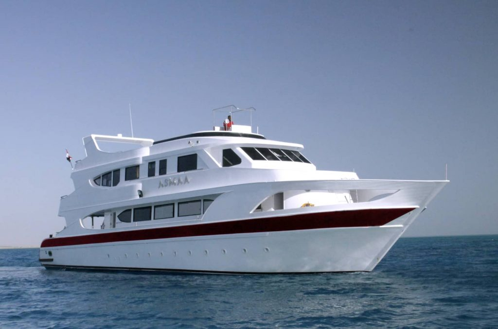 Red Sea Liveaboard Diving holidays – Emperor Asmaa