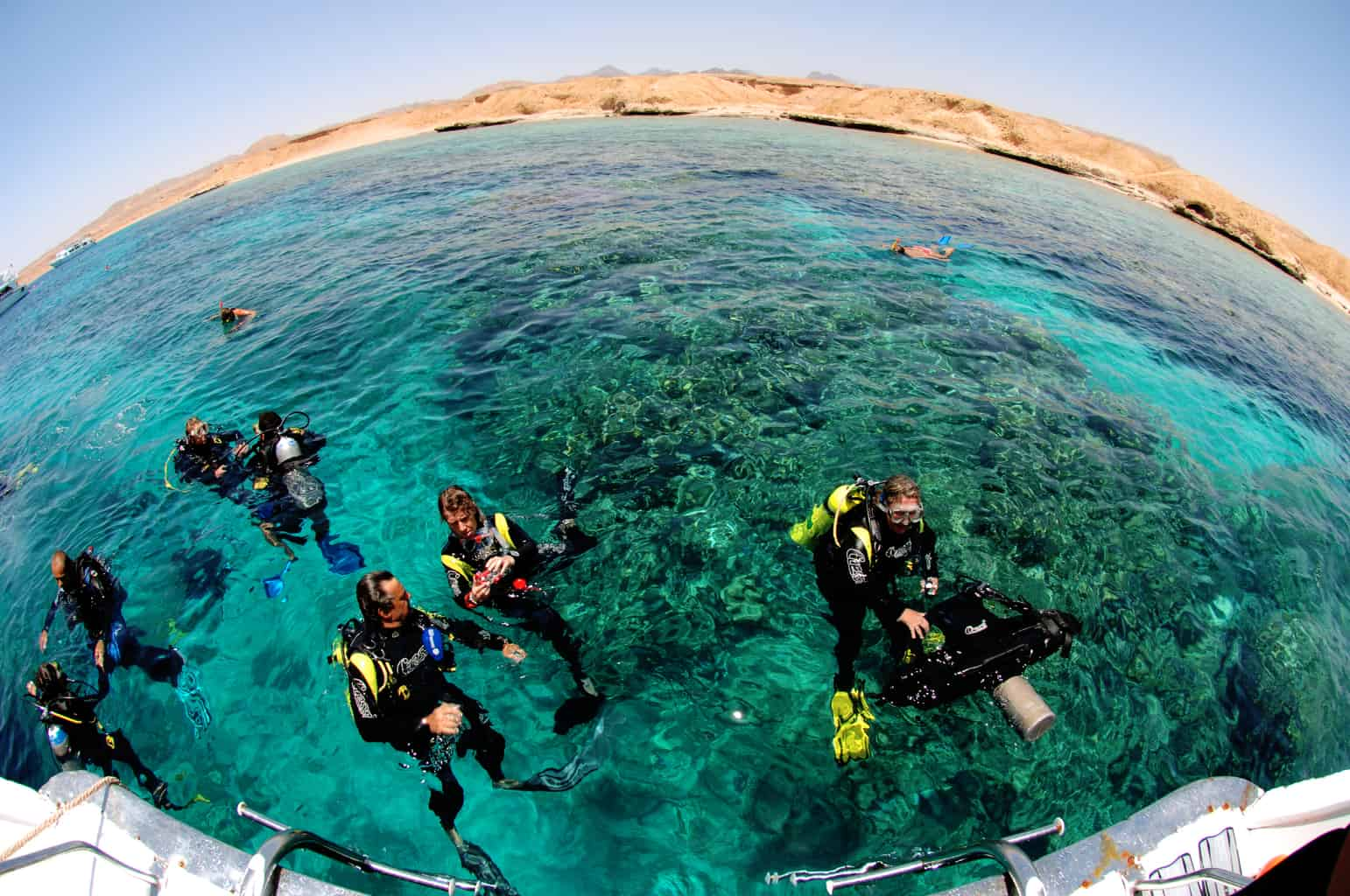 Sharm Red Sea Diving