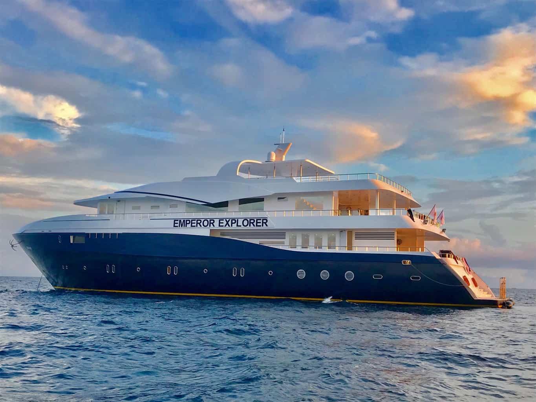 Emperor Explorer Liveaboard Maldives