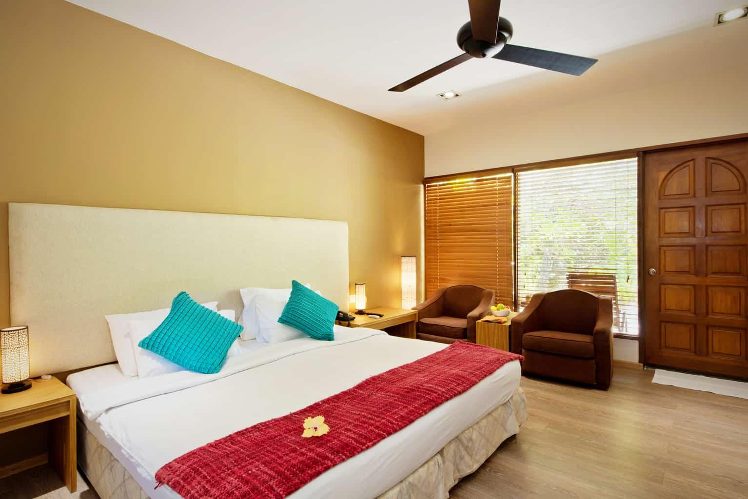 Maldives Diving Holiday Eriyadu Island Resort Room View