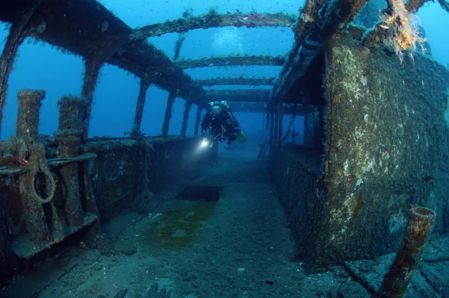 Malta Diving Holidays