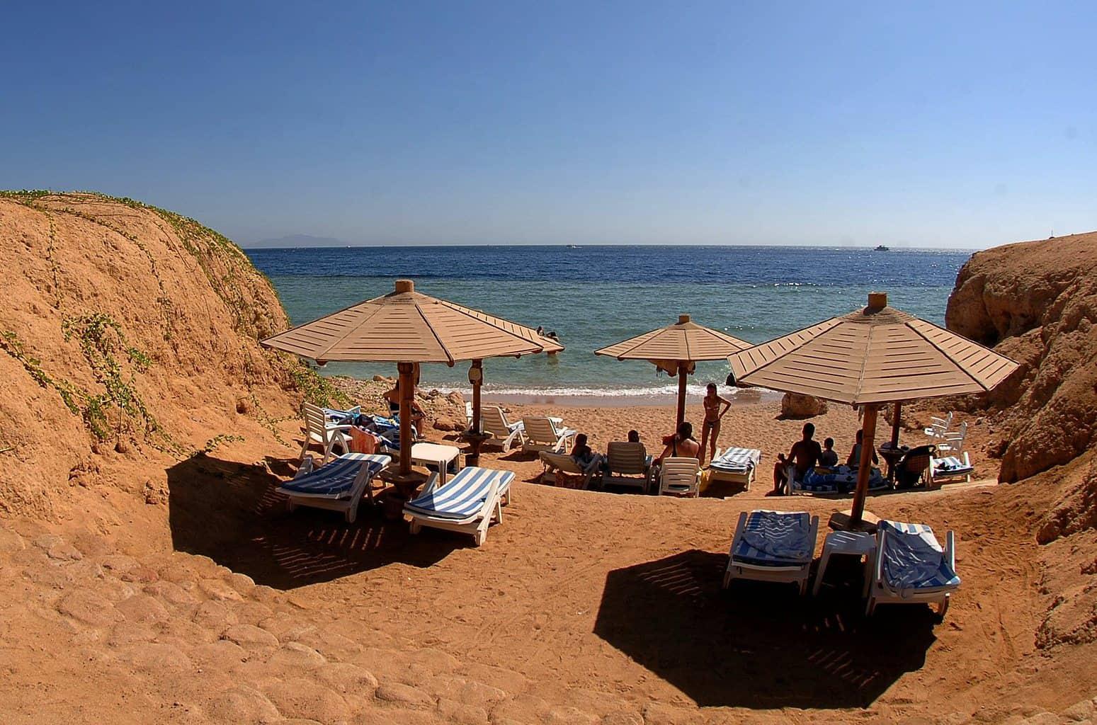 Sharm Diving Holidays Hilton Sharm Waterfalls Beach