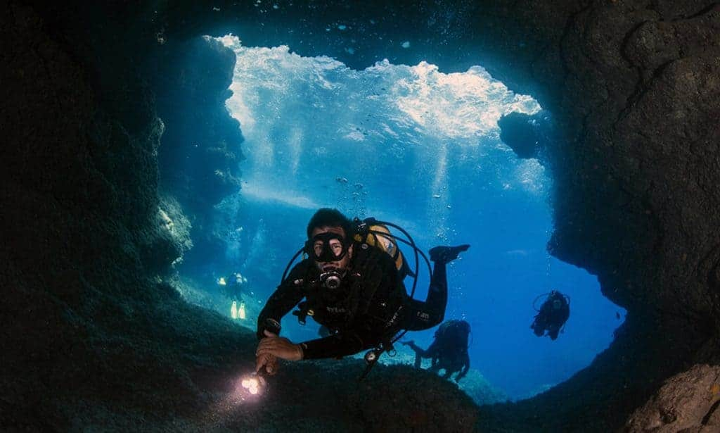 Malta and Gozo Diving Holidays