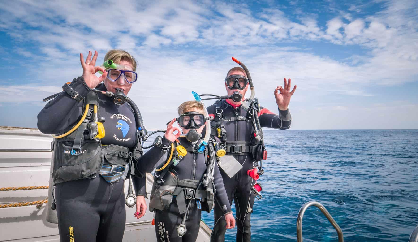 Red Sea Diving El Gouna Emperor Divers