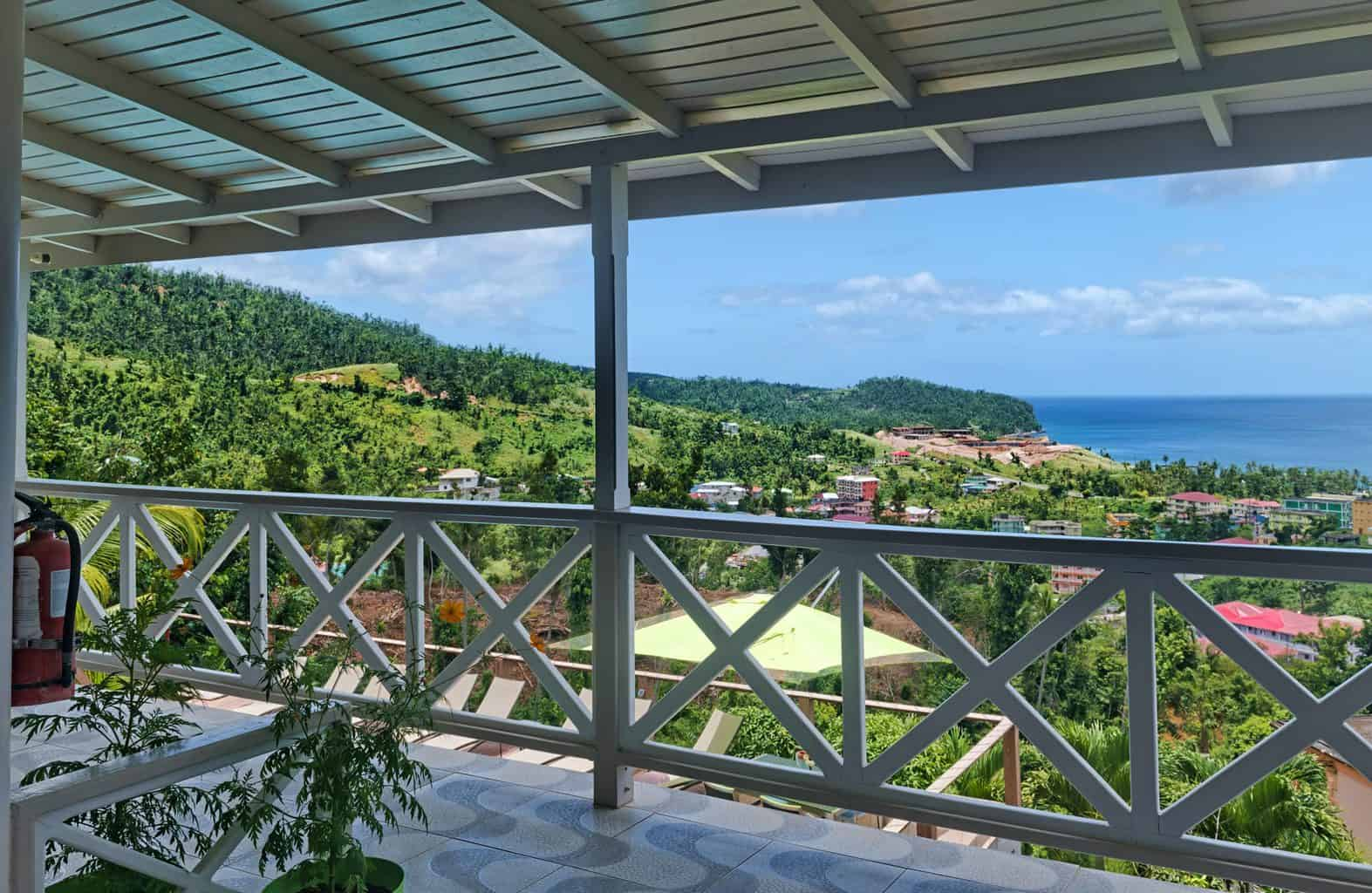 Dominica Diving Holidays Hotel the Champ