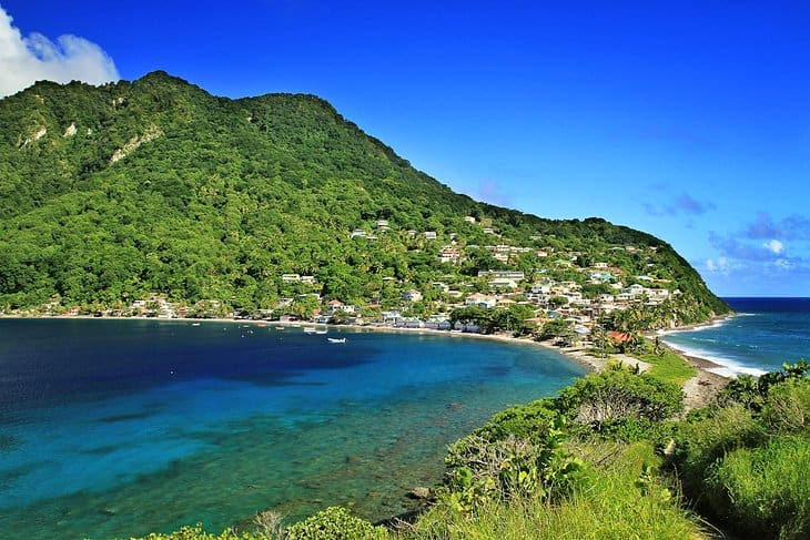 Dominica Diving Holidays