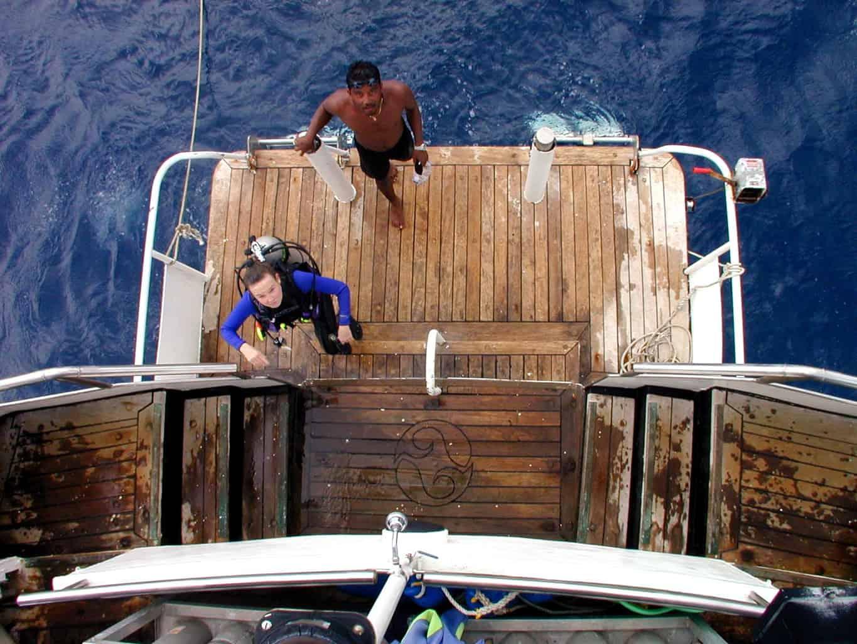 Truk Diving Holidays Odyssey
