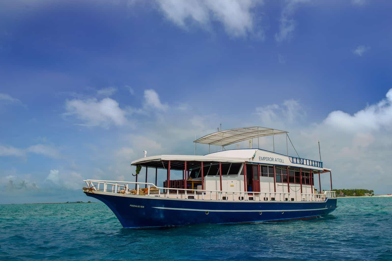 Maldives Liveaboard Diving Holidays