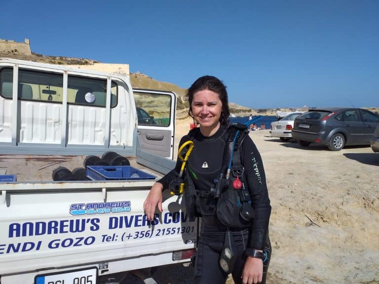 Malta and Gozo Diving Holidays