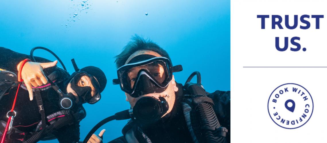 Scuba Diving Holidays